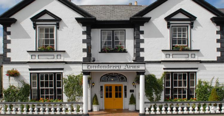 Valentine's Day at the Londonderry Arms