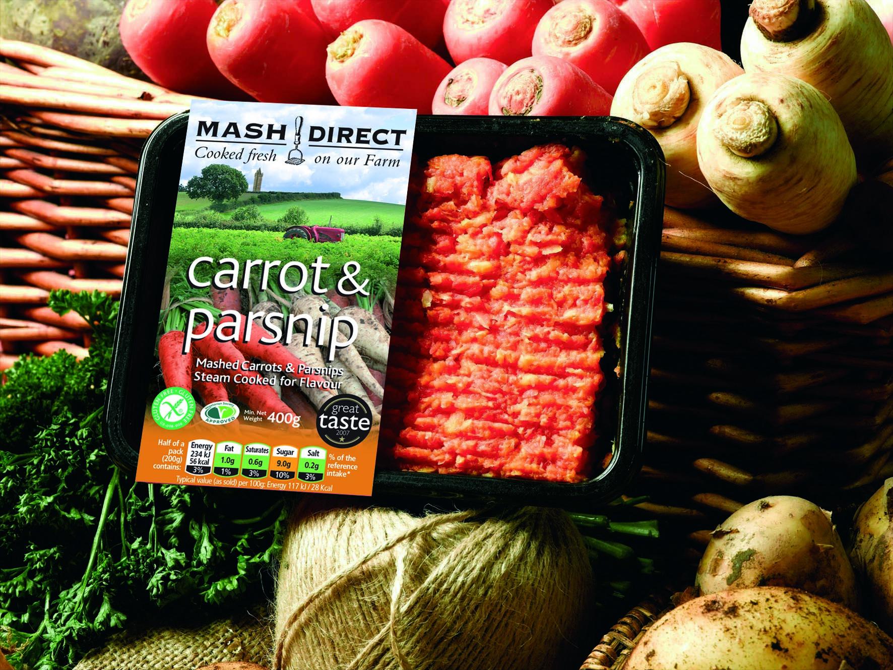 Comp-Carrot & Parsnip