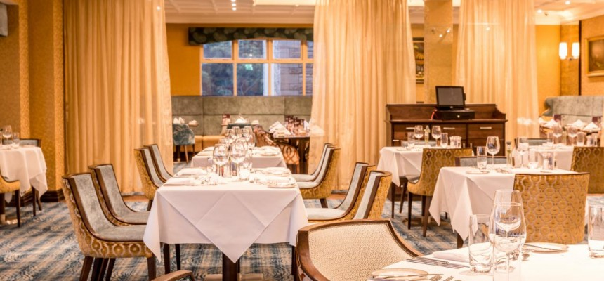 The Mitre Restaurant at The Culloden Estate