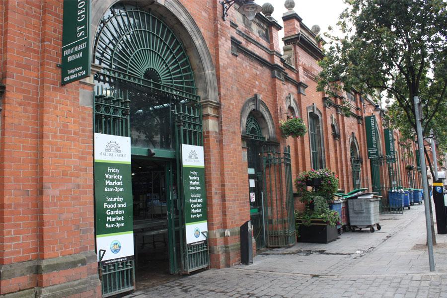 St Georges Variety Market