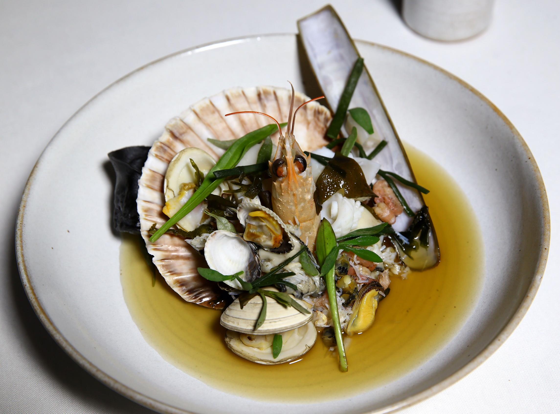 tom kitchins fish and shellfish
