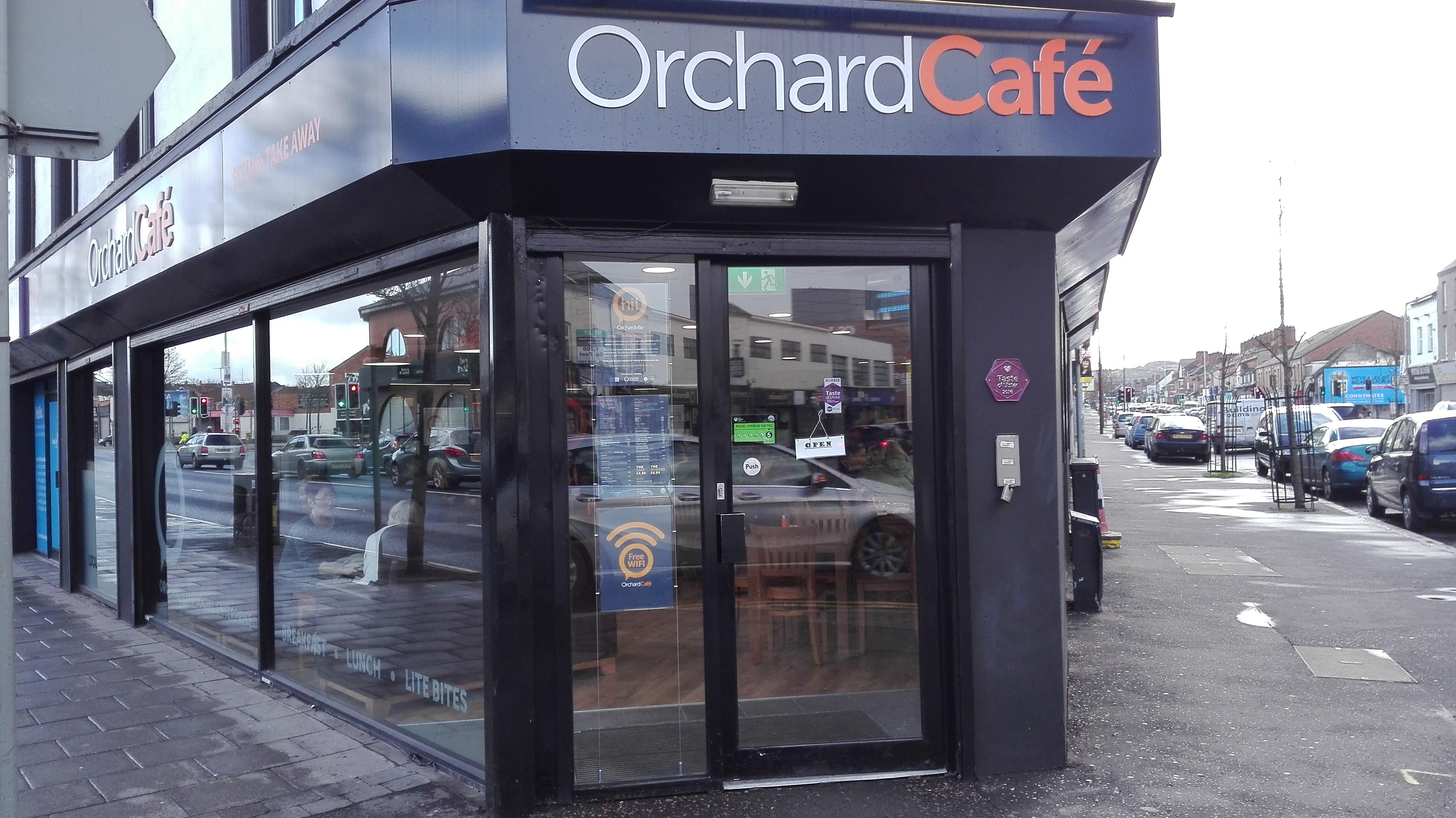 Newtownards Road Restaurants