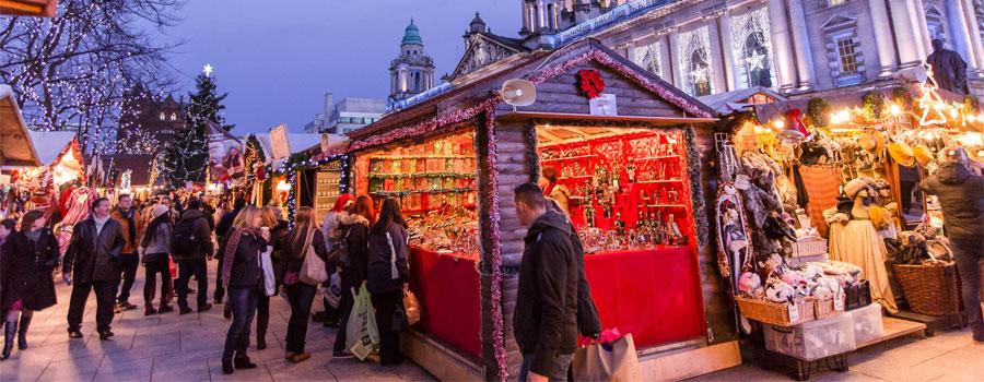 Belfast Christmas Market
