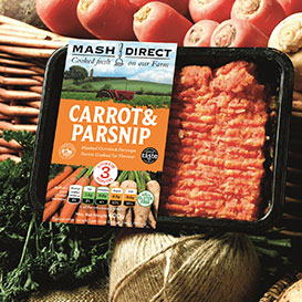 Carrott and Parsnip