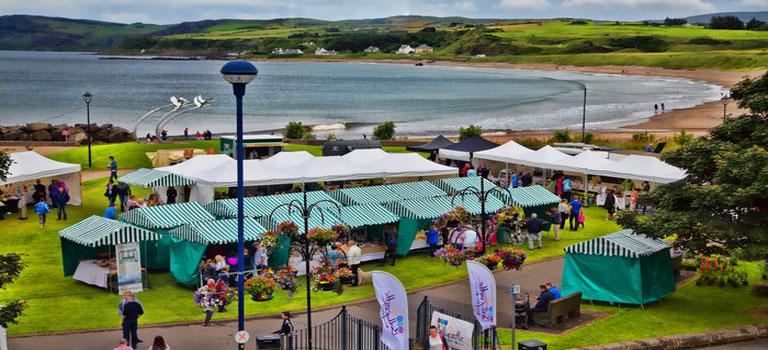 Ballycastle Seafront Artisan Market