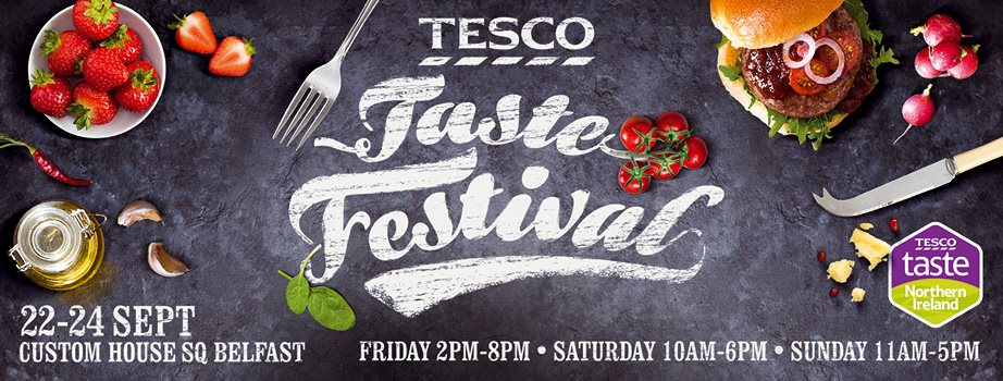 Tesco Taste Festival