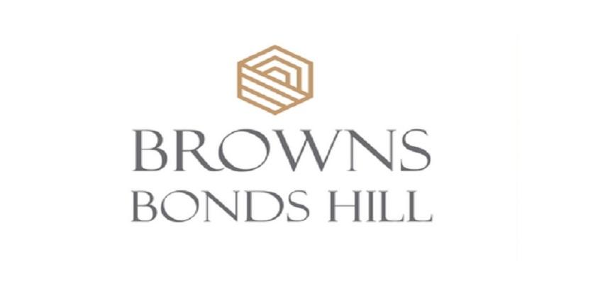 Browns Bonds Hill Tasting Menu