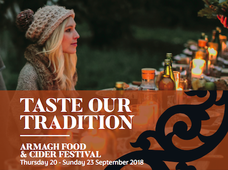 Armagh Food and Cider Festival 2018