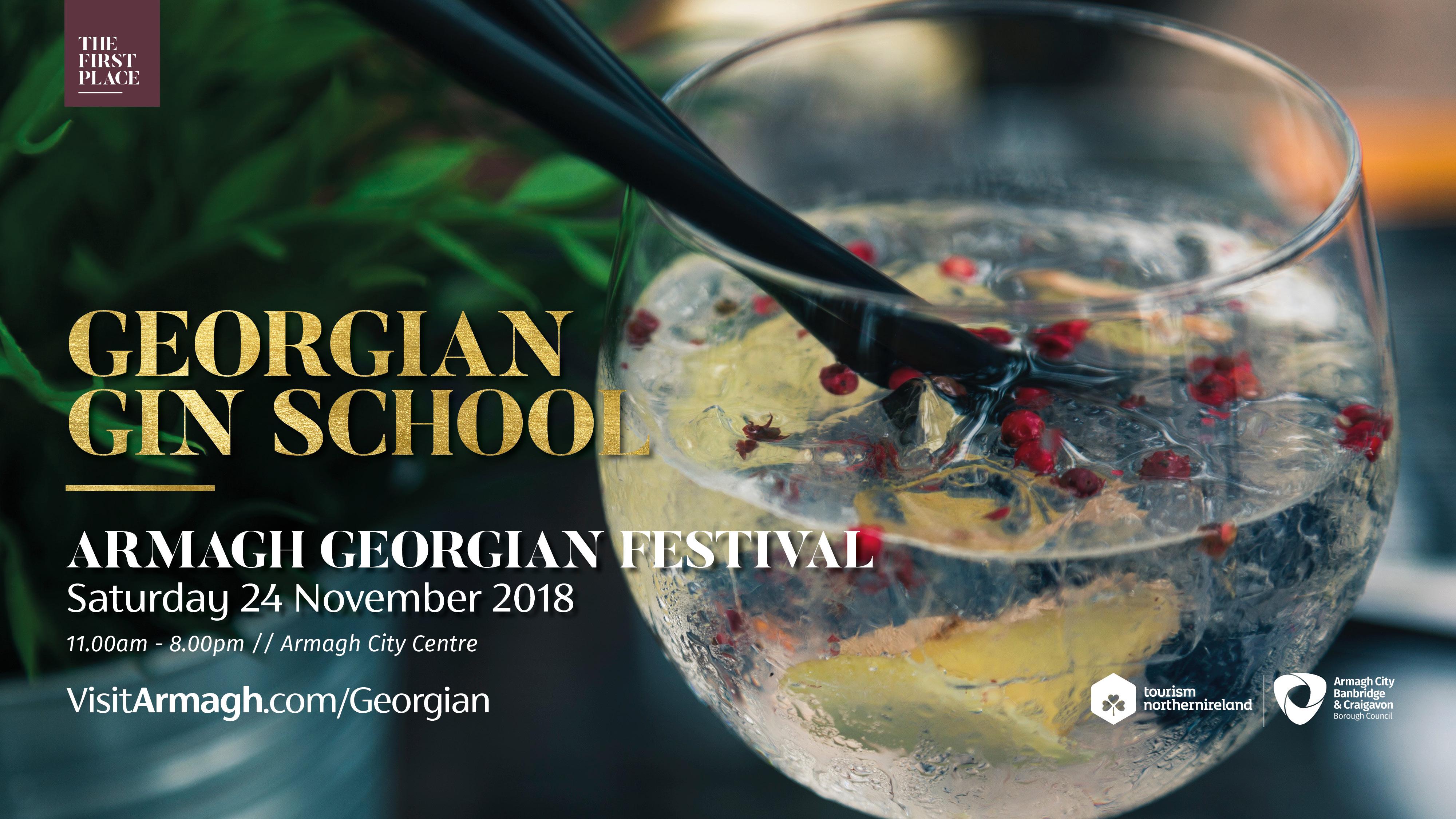 Georgian Gin School