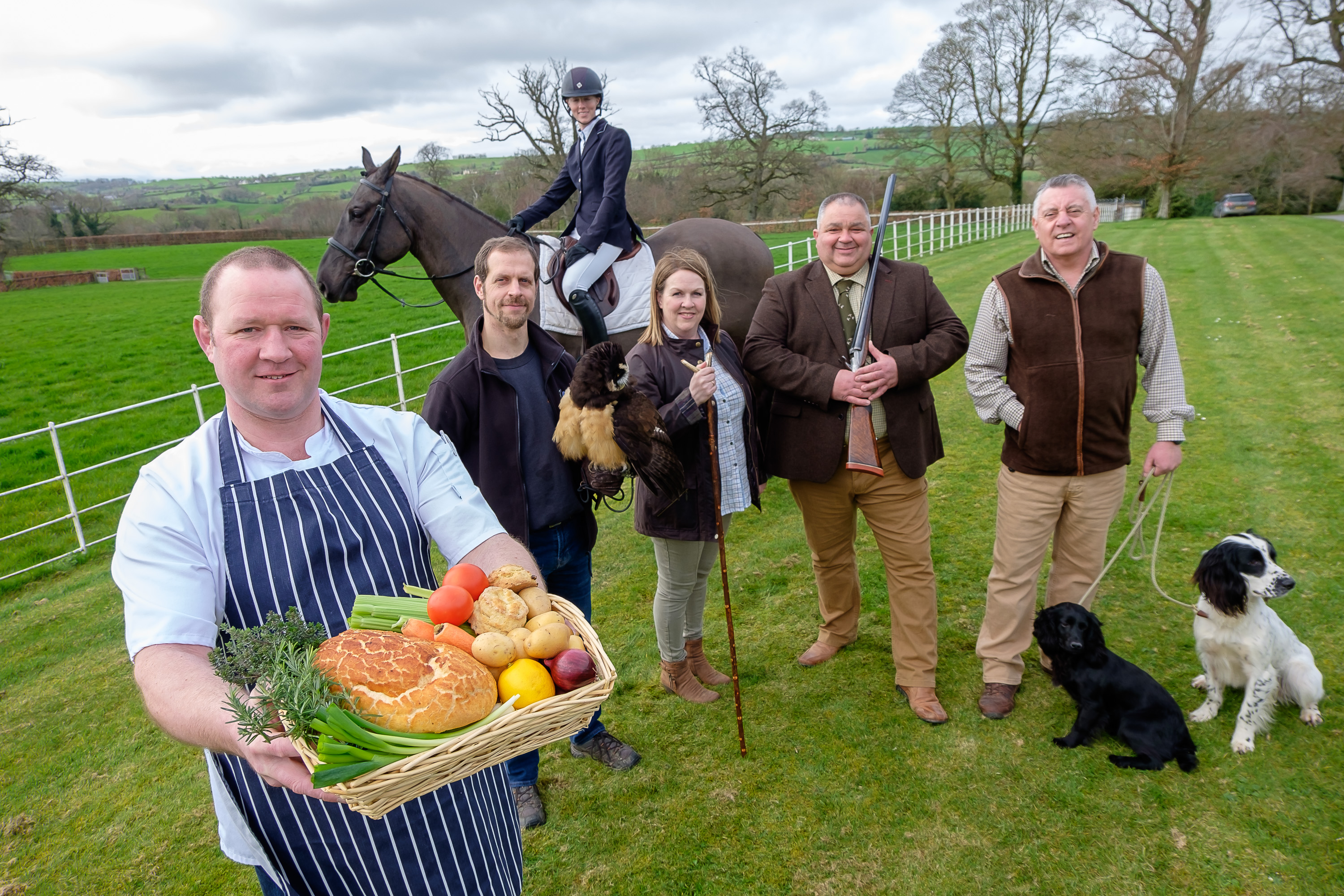 Escape to the country as Countrysports Fairs prepare for Scarvagh two day event