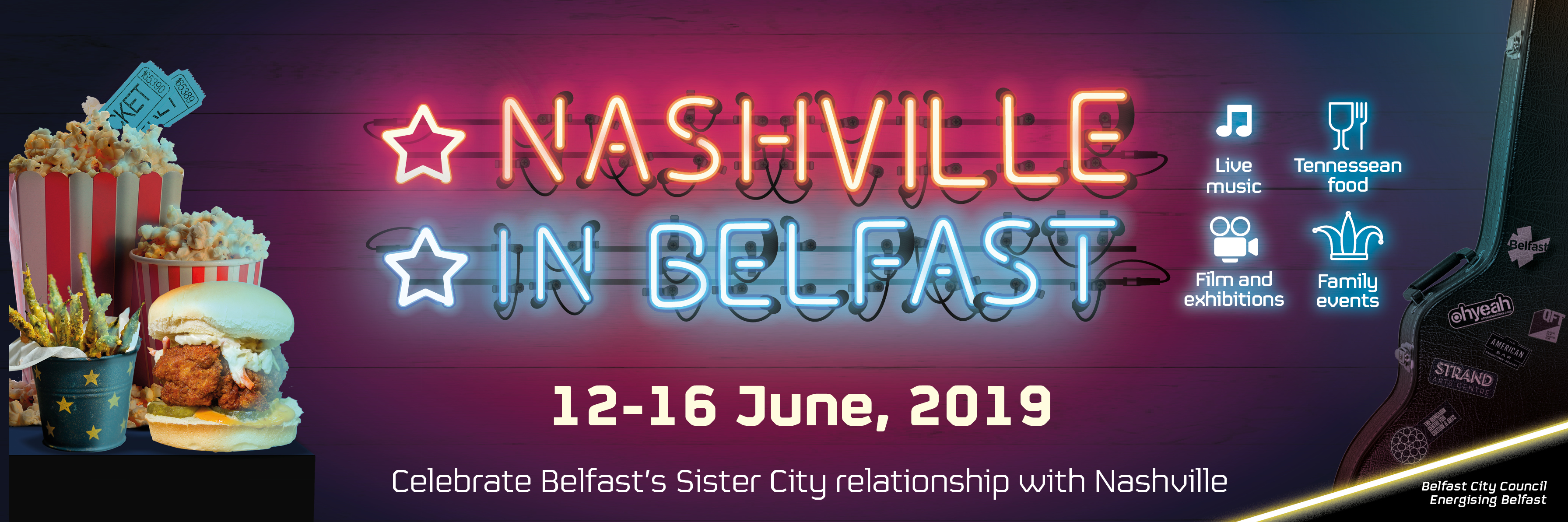 Nashville in Belfast 
