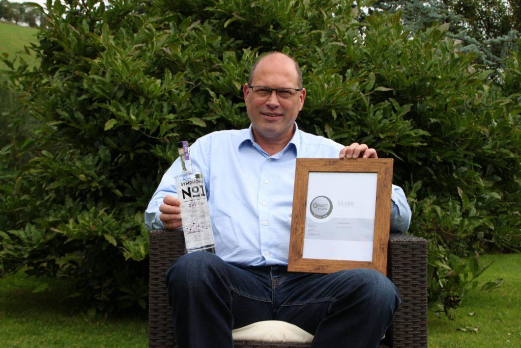 Symphonia No 1 Dry Gin earns silver in prestigious ...