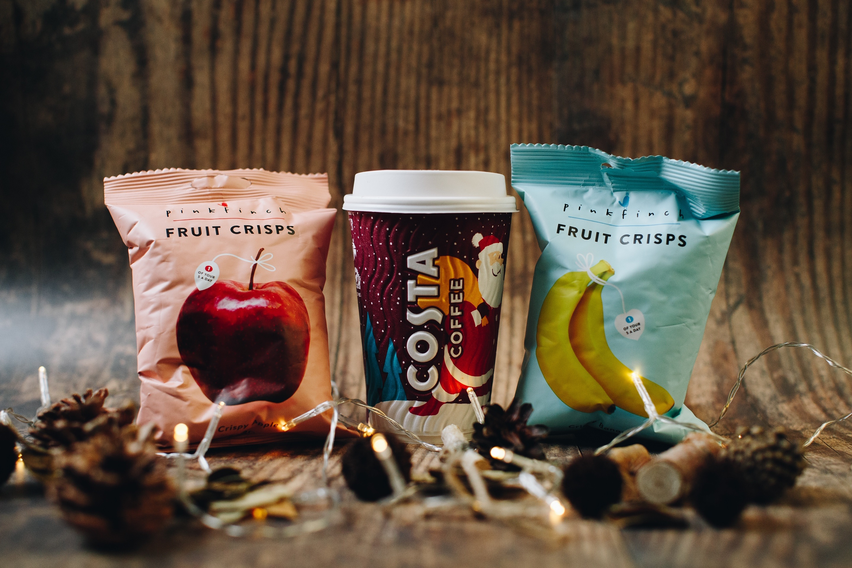 Costa Coffee Customers Czech Out Fruit Crisps From Belfast